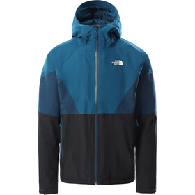 The North Face Lightning Jacket Men, asphaltgrey/moroccan blue